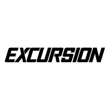 free vector Excursion