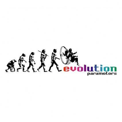 Evolution paramotors