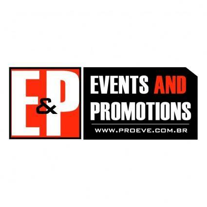 Event and promotion