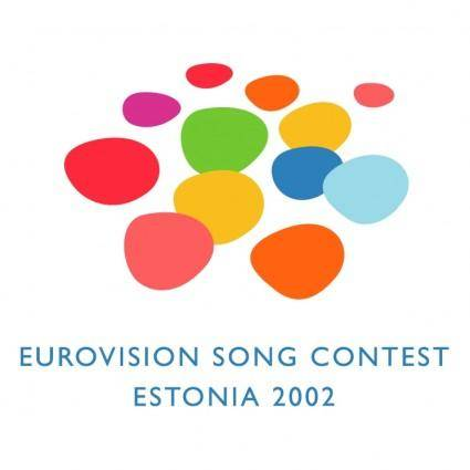 free vector Eurovision song contest 2002