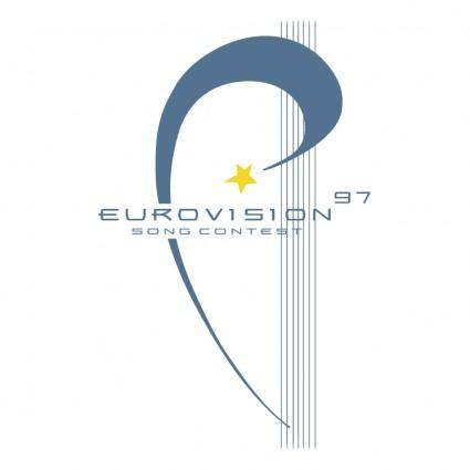 free vector Eurovision song contest 1997