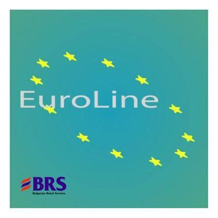 free vector Euroline 0