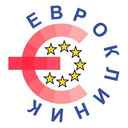 free vector Euroklinik