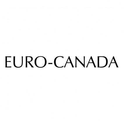 free vector Euro canada