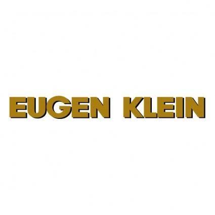 free vector Eugen klein