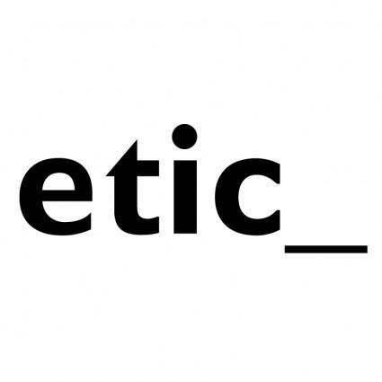 free vector Etic