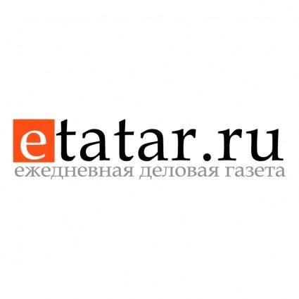 Etatarru