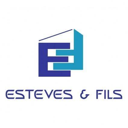 free vector Esteves fils