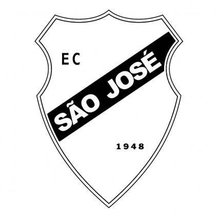 free vector Esporte clube sao jose de lajeado rs