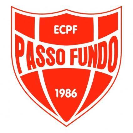 free vector Esporte clube passo fundo de passo fundo rs 0