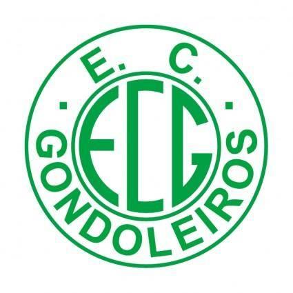 free vector Esporte clube gondoleiros de sapiranga rs