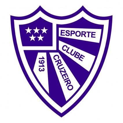 free vector Esporte clube cruzeiro de porto alegre rs