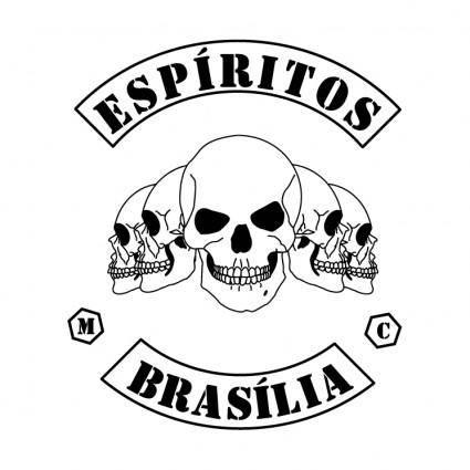 Espiritos brasilia mc 0