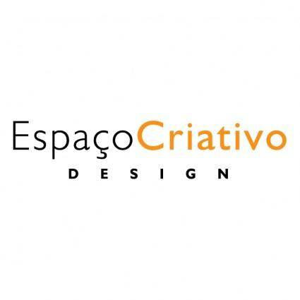 Espaco criativo design