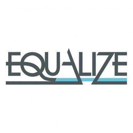 free vector Equalize company
