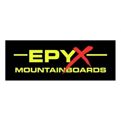 Epyx mountainboards