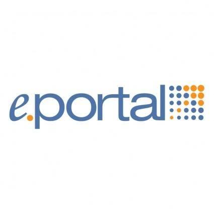 free vector Eportal