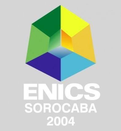 free vector Enics sorocaba 2004
