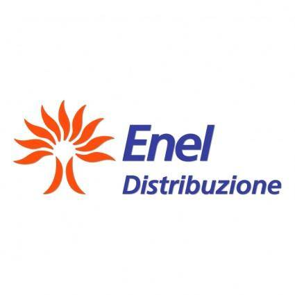 free vector Enel distribuzione