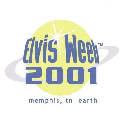 Elvis week 2001