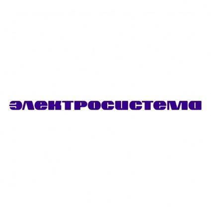 free vector Elektrosistema 1