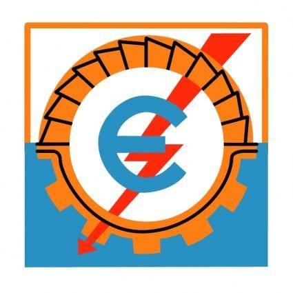 free vector Elektrocieplownia odra