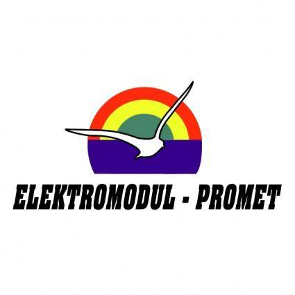 free vector Elektomodul promet