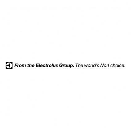 free vector Electrolux 1