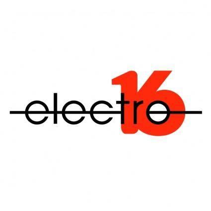 free vector Electro 16