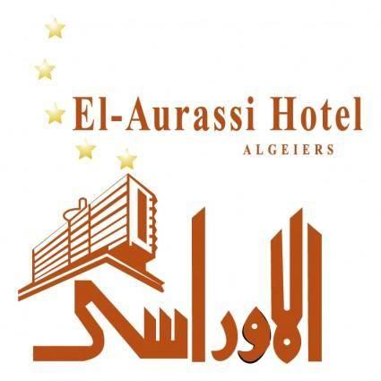 free vector El aurassi hotel algiers