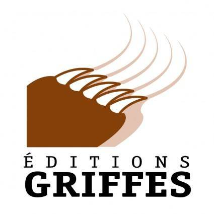 Editions griffes