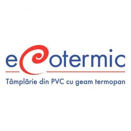 free vector Ecotermic