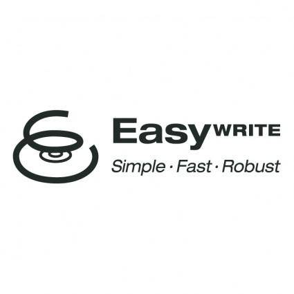 free vector Easywrite technology