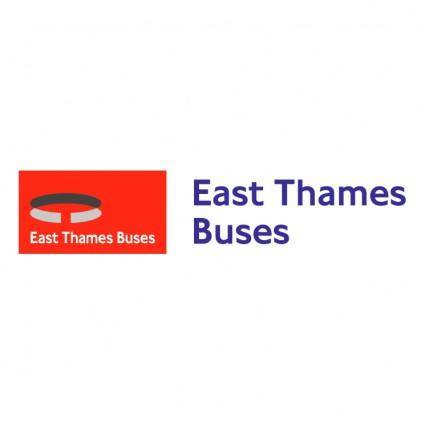 East thames buses 1