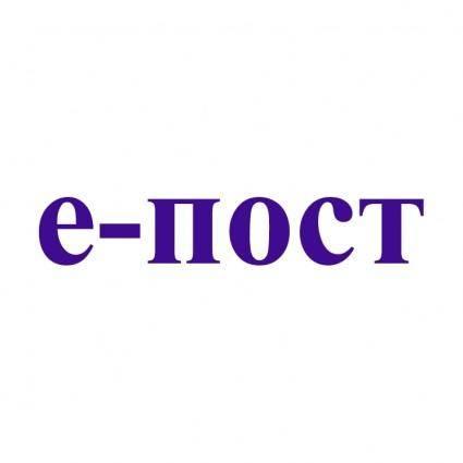 E post 0