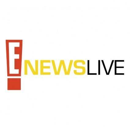 E news live