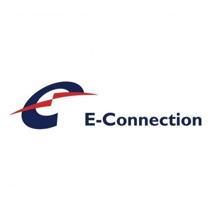 free vector E connection