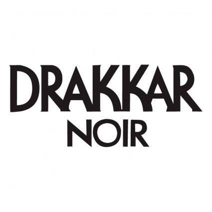 free vector Drakkar noir