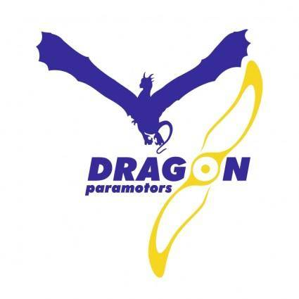 Dragon paramotors