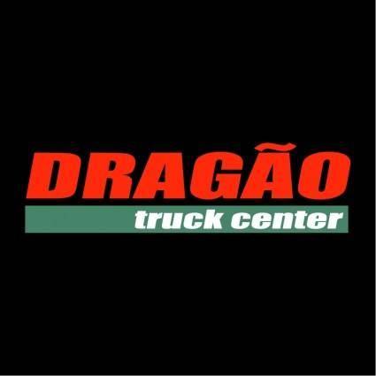 free vector Dragao truck center 0
