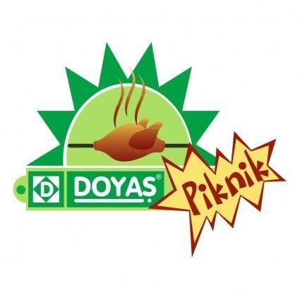 free vector Doyas piknik maslak