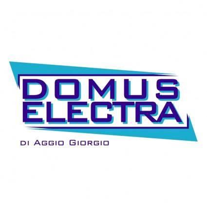 free vector Domus electra
