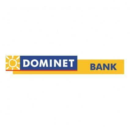 free vector Dominet bank