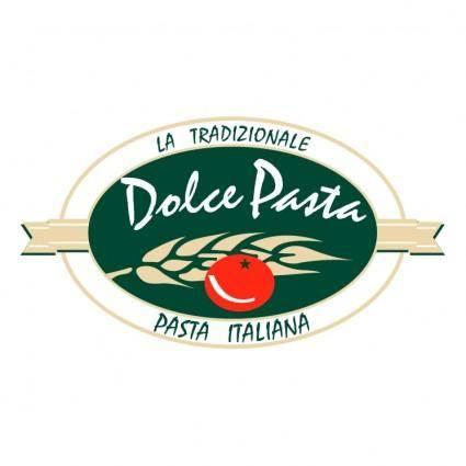 free vector Dolce pasta italiana