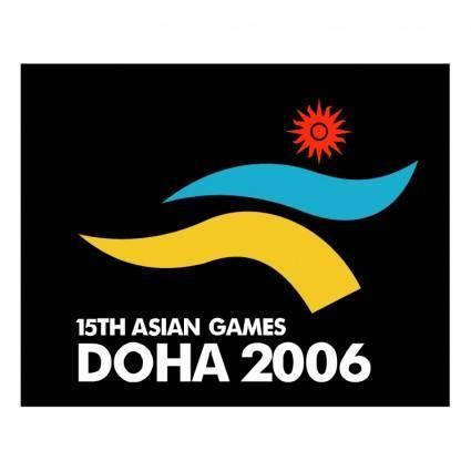 free vector Doha 2006