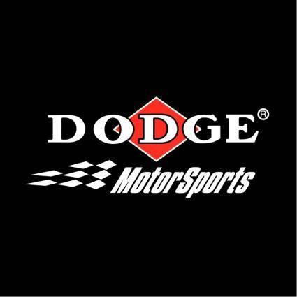 Dodge motorsports