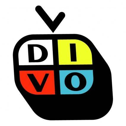 free vector Divo tv 0