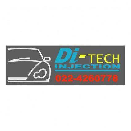 free vector Ditech injection