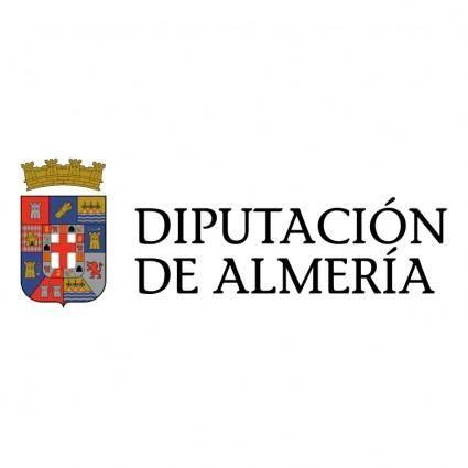 free vector Diputacion de almeria