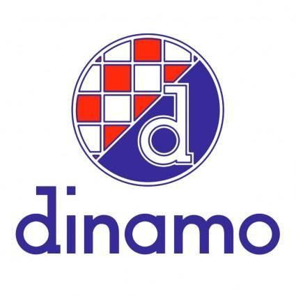 free vector Dinamo zagreb 1